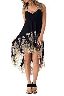 Sky Collection Randy High-Low Dress