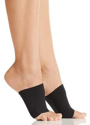 Hue Slide Liner Socks, Set of 2