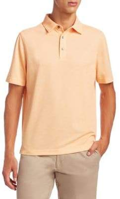 Saks Fifth Avenue COLLECTION Heat Blocking Polo