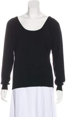 Raey Cashmere Scoop Neck Sweater