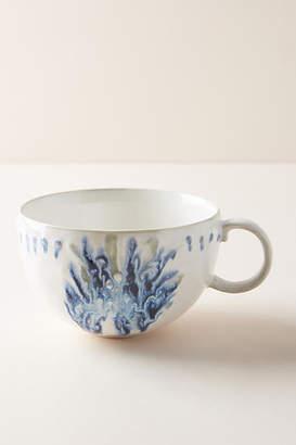 Anthropologie Ginny Mugs, Set of 4