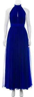 Alexander McQueen Harness-Back Gown