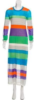 Diane von Furstenberg Maxi Knit Dress