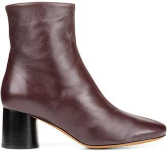 Vince Tasha-2 Leather Booties