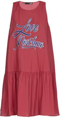 Love Moschino Dress With Trims