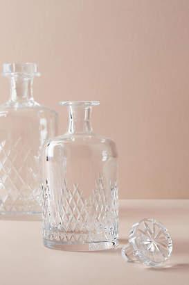 Soho Home Barwell Cut Crystal Small Decanter