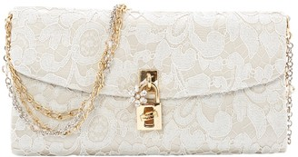 Dolce & Gabbana Cloth Clutch Bag