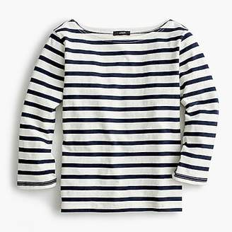 J.Crew Classic striped T-shirt