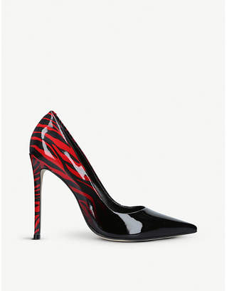 Carvela Alice patent court shoes