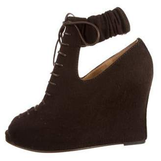 B Store Salvatore Ankle Boots w/ Tags Brown Salvatore Ankle Boots w/ Tags