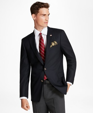 Brooks Brothers 200th Anniversary Regent-Fit Two-Button 1818 Blazer