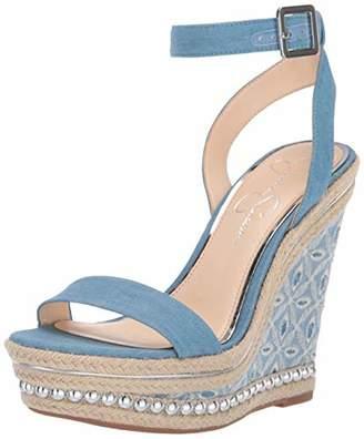 Jessica Simpson Women's ALINDA Wedge Sandal