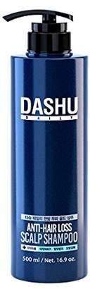 Da...Shu? Dashu Daily Oriental Medicine Scalp Shampoo