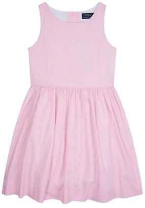 Ralph Lauren Daisy Flared Dress