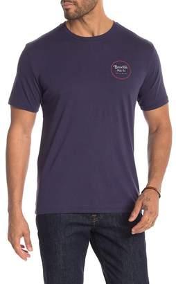 Brixton Wheeler Short Sleeve Shirt