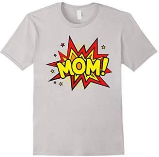 Women's Superhero Mom T-Shirts