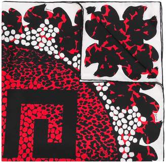 Givenchy printed logo scarf