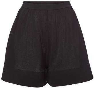 Rick Owens Cotton Knit Boxer Shorts