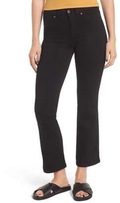 Denim & Supply Ralph Lauren Dr. Denim Supply Co Holly Crop Flare Jeans