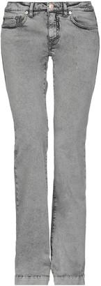 Maison Clochard Denim pants - Item 42718092IP
