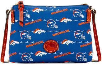 Dooney & Bourke Denver Broncos Nylon Crossbody Pouchette