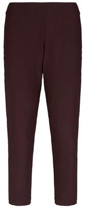 Eileen Fisher Tailored Crepe Trousers