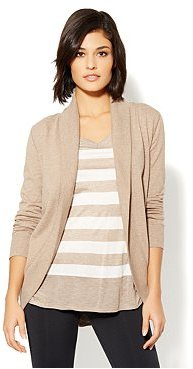 New York & Co. Love, NY&C Collection - Open-Front Cardigan