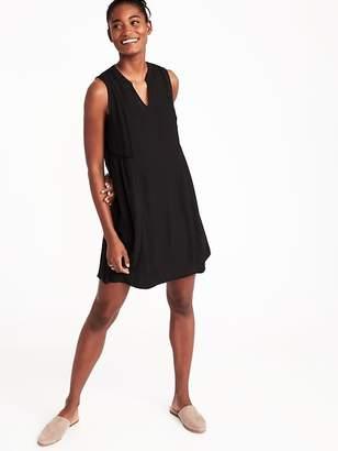 Old Navy Sleeveless Georgette Swing Dress for Women