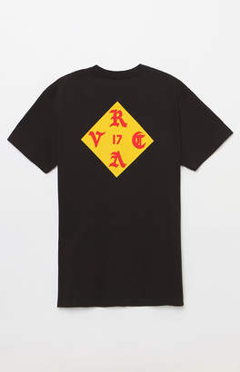 RVCA Dmote Patch T-Shirt