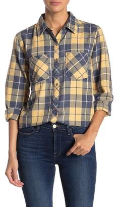 C&C California Plaid Long Sleeve Shirt