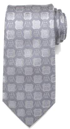 Cufflinks Inc. Cufflinks, Inc. Star Wars(TM) Darth Vader Medallion Silk Tie