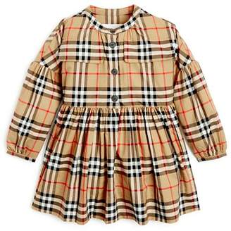 Burberry Girls' Marney Vintage Check Dress - Little Kid, Big Kid