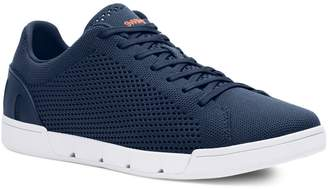 Swims Mens Breeze Tennis Knit Sneakers