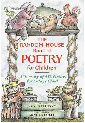 Penguin Random House House Book Of Poetry For Children