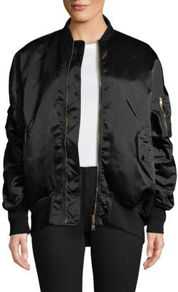 Balenciaga Women's Oversized Bomber Jacket