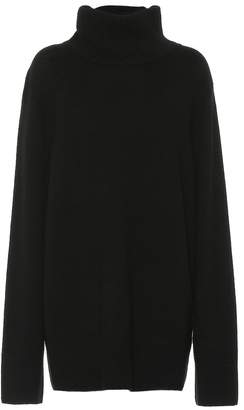 The Row Milina wool and cashmere sweater