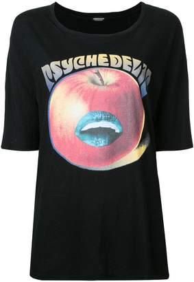 Undercover apple print T-shirt