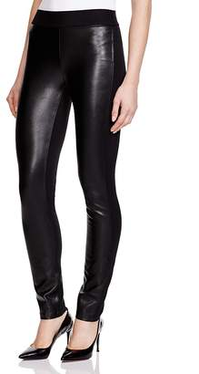 NYDJ Faux Leather Leggings - 100% Exclusive