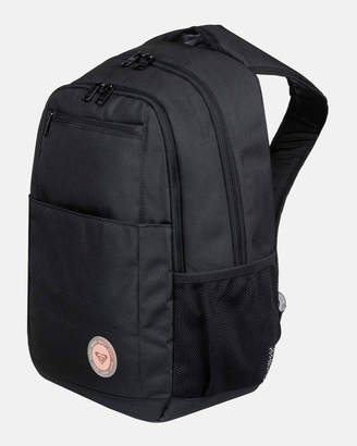 Roxy Here You Are Solid Medium Backpack