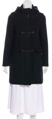 Tory Burch Short Long Sleeve Coat