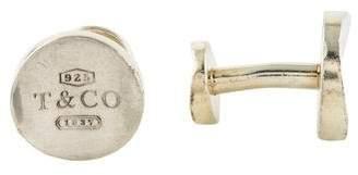 Tiffany & Co. 1837 Cufflinks