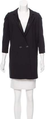 Cynthia Steffe Structured Wool Blazer