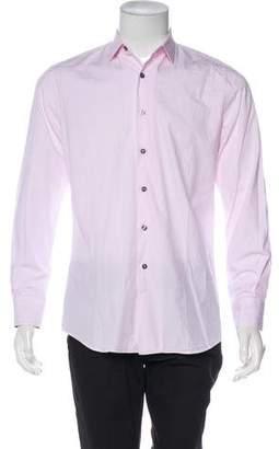 Paul Smith Woven Dress Shirt