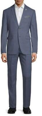 Original Penguin Twill-Knit Suit