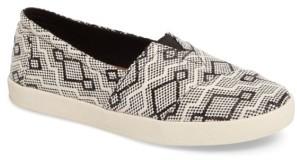Women's Toms Avalon Slip-On $68.95 thestylecure.com