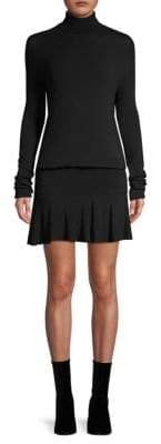 Bailey 44 Anastasia Ruffle-Hem Sweater Dress