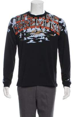 Opening Ceremony Graphic Long Sleeve Shirt