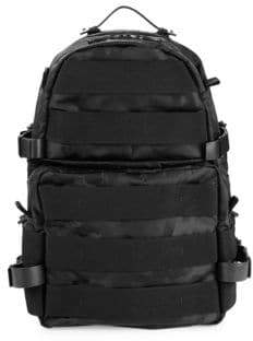 Valentino Camouflage Zip Backpack