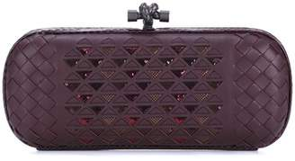 Bottega Veneta Knot box clutch