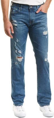 AG Jeans The Matchbox 11 Years Manuscript Slim Straight Leg